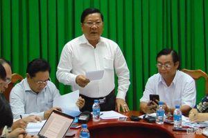 Tỉnh ủy Sóc Trăng phủ nhận được 'đại gia' Trịnh Sướng tài trợ đi Nhật