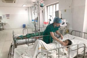 Cứu sống bệnh nhân nước ngoài bị xuất huyết nguy kịch tính mạng