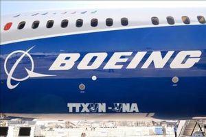 Số máy bay chuyển giao cho khách hàng của Boeing giảm do sự cố 737 MAX