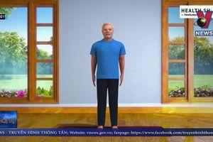 Thủ tướng Ấn Độ hướng dẫn yoga qua phim hoạt hình
