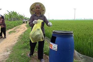 Huyện Thạch Thất: Bảo vệ môi trường lan tỏa từ các phong trào của phụ nữ