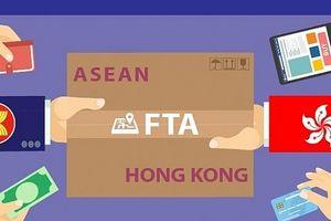 Hiệp định thương mại tự do ASEAN-Hồng Kông, Trung Quốc có hiệu lực từ ngày 11 tháng 6