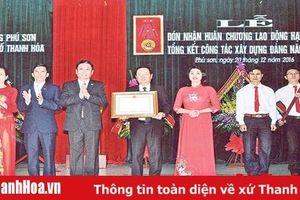 Phát huy truyền thống 65 năm, xây dựng phường Phú Sơn phát triển toàn diện, vững mạnh