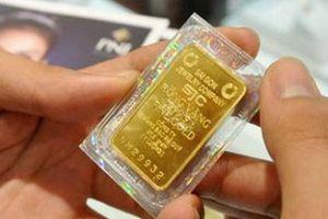 Giá vàng tăng nhẹ, USD chững