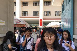 Điểm thi lớp 10 tại TP Hồ Chí Minh: Gần 50% bài thi có điểm dưới trung bình môn Toán