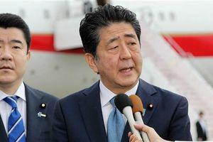Thủ tướng Nhật Bản Shinzo Abe thăm Iran