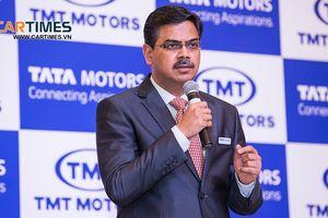 Chủ tịch khối kinh doanh dòng xe Thương mại Tata Motors: 'Việt Nam đang rất cần xe tải'