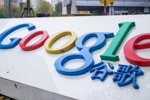 Google bắt đầu 'rút' khỏi Trung Quốc