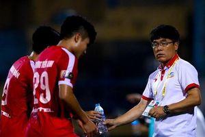 Viettel FC chia tay HLV Lee Heung-sil, trở lại với thầy 'nội'