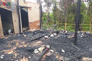 Cháy nhà trong đêm thiệt hại hơn 200 triệu đồng