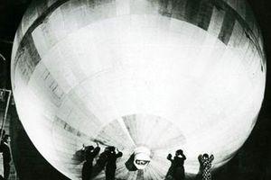 Quân đội Mỹ công bố hồ sơ Nhật Bản đánh bom bong bóng