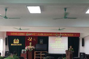 Tổng kiểm tra, xử lý vi phạm phòng cháy, chữa cháy tại quận Long Biên