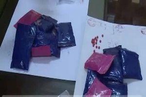 Bắt giữ 3 đối tượng vận chuyển 11.000 viên ma túy tổng hợp