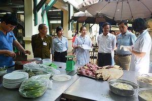 Từ 10-7-2019, Hà Nội có thêm 3.340 thanh tra an toàn thực phẩm