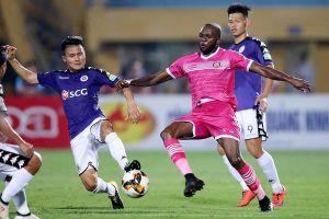 Vòng 13 V-League: Thử thách nhân sự và thể lực