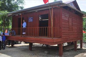 Quảng Bình: Bàn giao 43 ngôi nhà cho đồng bào dân tộc ở Trọng Hóa và Dân Hóa