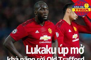 Lukaku úp mở việc chia tay 'Quỷ đỏ'; Lee Chong Wei giải nghệ