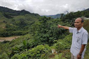 Quảng Nam quyết thu hồi một dự án thủy điện 600 tỉ đồng