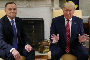 TT Trump điều thêm 1.000 quân tới Ba Lan bất chấp đe dọa từ Nga
