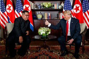 Vỡ mộng một năm sau cuộc gặp Trump - Kim lịch sử ở Singapore