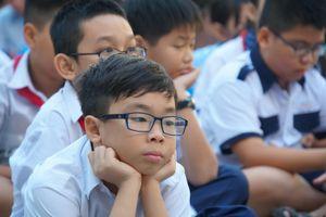 Đáp án, đề thi khảo sát vào lớp 6 trường chuyên Trần Đại Nghĩa TP.HCM