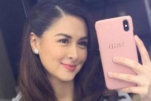 'Mỹ nhân đẹp nhất Philippines' rạng rỡ trở lại sau một tháng sinh con