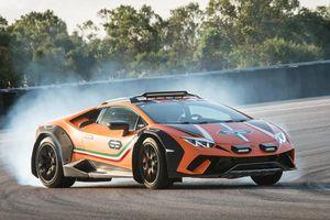 Lamborghini hé lộ kế hoạch sản xuất siêu xe địa hình