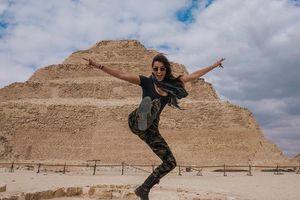 Cô gái người Mỹ 21 tuổi đi du lịch 196 nước