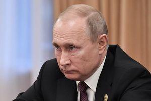 Putin sa thải 2 tướng cảnh sát sau vụ nhà báo chống tham nhũng bị bắt