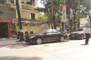 Bao giờ xử lý 'điểm nóng' trên phố Nguyễn Thượng Hiền?
