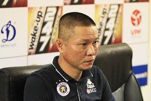 HLV Chu Đình Nghiêm lý giải việc Quang Hải không thi đấu trong trận gặp Sài Gòn FC
