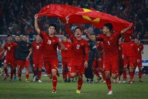 Danh sách 40 đội dự vòng loại World Cup 2022, tuyển Việt Nam ở nhóm số 2