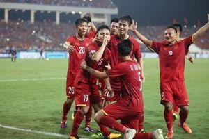 Việt Nam tiếp tục 'bay cao' trên BXH FIFA nhờ cựu vương World Cup