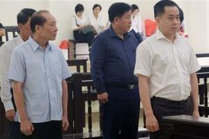 Phúc thẩm Vũ nhôm và hai cựu thứ trưởng: Tòa tuyên án