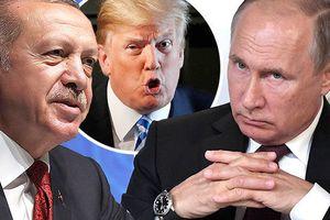 Putin dùng Thổ Nhĩ Kỳ để chia rẽ NATO, đe dọa Mỹ