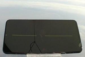 Đây là chiếc smartphone rơi từ độ cao hơn 30.000 mét vẫn chạy tốt