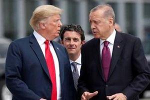 Thổ Nhĩ Kỳ muốn đưa quan hệ với Mỹ trở lại 'trạng thái ban đầu'