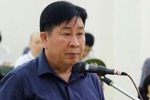 Cựu thứ trưởng Công an Bùi Văn Thành than án rất nghiêm khắc, xin hưởng án treo