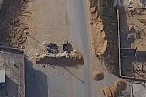 Công bố clip Quân đội Quốc gia Libya nã đạn trực tiếp vào kẻ thù ở Tripoli
