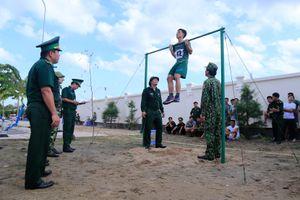 Bế mạc Hội thao Thể dục thể thao BĐBP TP Hồ Chí Minh năm 2019