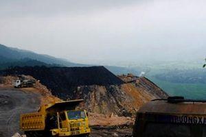 TKV được giao vận chuyển số than khai thác trái phép tại Dự án Nhà máy xử lý rác ở Đông Triều