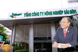 Vì sao ông Lê Tấn Hùng bị đình chỉ chức Tổng giám đốc SAGRI?
