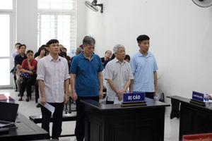 Cựu Chủ tịch Vinashin Nguyễn Ngọc Sự lãnh án 13 năm tù