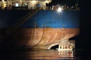 Thủy thủ trưởng người Philippines gặp nạn tại vùng biển Đà Nẵng, được cứu kịp thời
