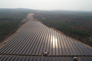 Thêm một nhà máy điện mặt trời hòa lưới thành công