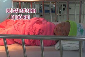 Bé gái sơ sinh bị bỏ rơi trong bệnh viện ở Bạc Liêu