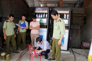 Xăng kém chất lượng ở Đắk Lắk: Sờ đâu cũng thấy điểm vi phạm