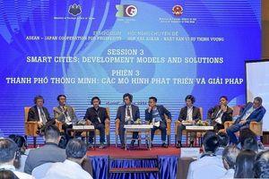 Nhật Bản sẵn sàng giúp ASEAN phát triển thành phố thông minh