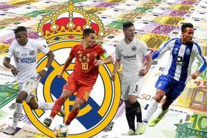 Real Madrid phá kỷ lục chuyển nhượng chỉ với 5 bản hợp đồng mới!