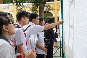 TP.HCM chính thức công bố điểm chuẩn vào lớp 10 chuyên